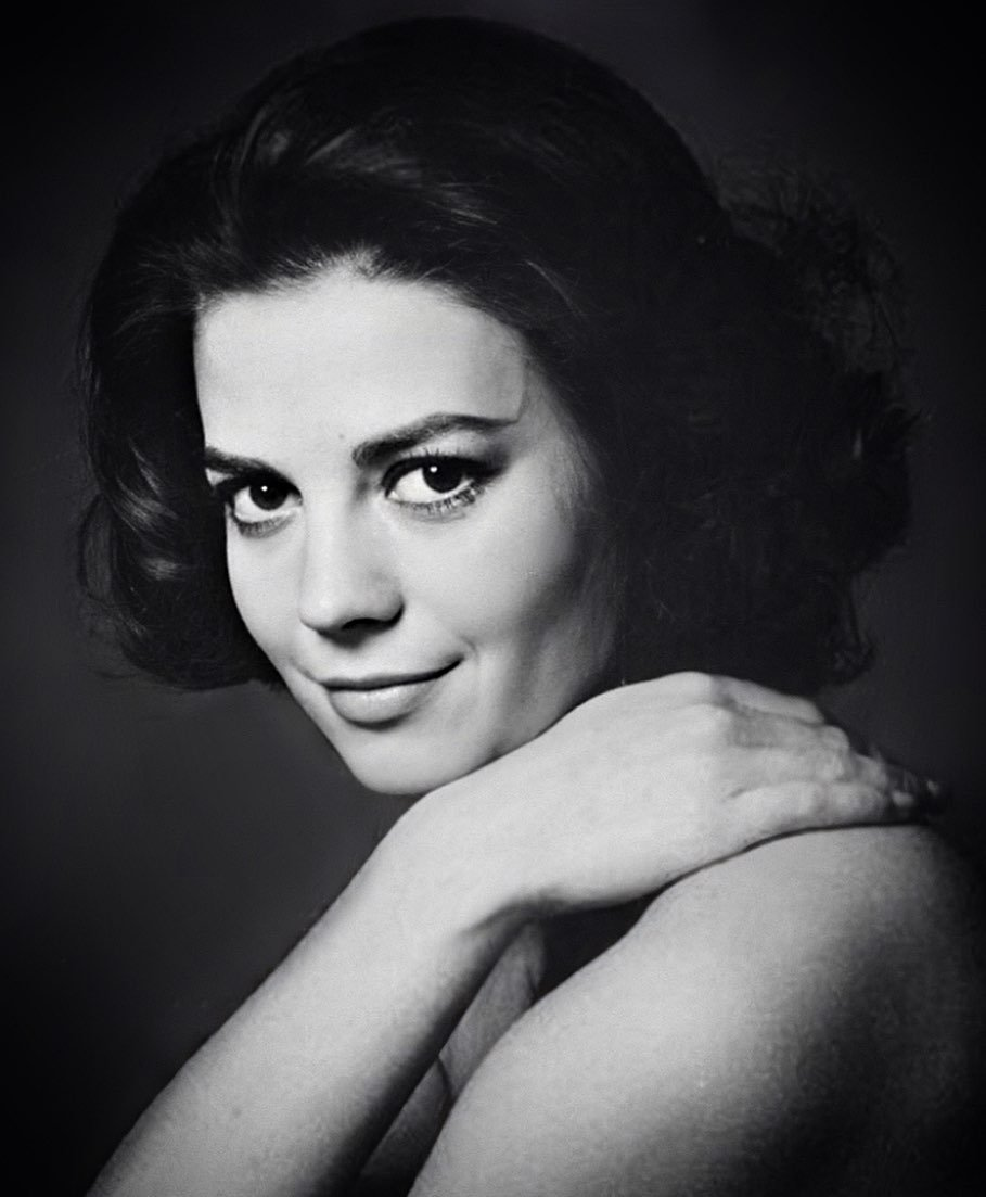 "Few actresses in movie history had the back to back to back successes that Natalie had with ""Splendor In The Grass"", ""West Side Story"" and ""Gypsy"". This beautiful portrait was taken during that time.  Natalie started these projects as a movie star but emerged from them as a movie immortal."