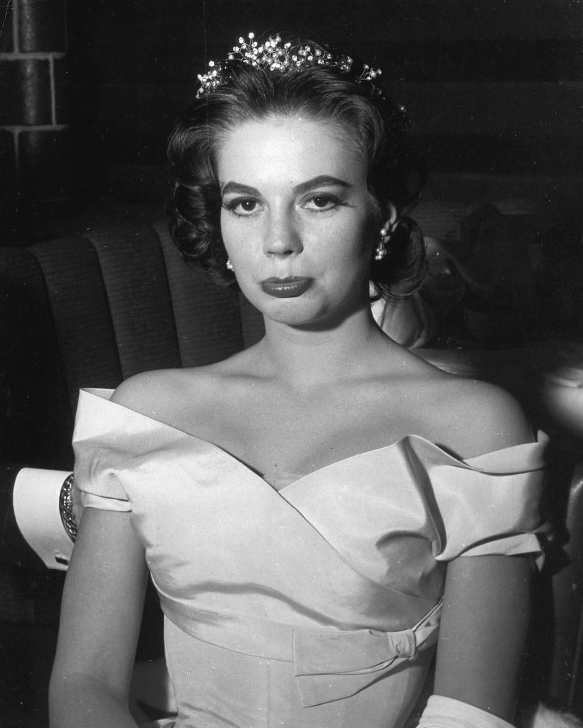 "Today is the last scheduled showing of ""Natalie Wood: What Remains Behind"" on HBO but don't despair.  It will still be available on demand until June 9.  In this photo, Natalie playfully shows her disappointment at not winning the Academy Award for ""Rebel Without A Cause"". However, she did win a Golden Globe for ""Best New Star Of The Year"". Her performance as ""Judy"" remains legendary as is her life.  Don't miss ""Natalie Wood: What Remains Behind"""